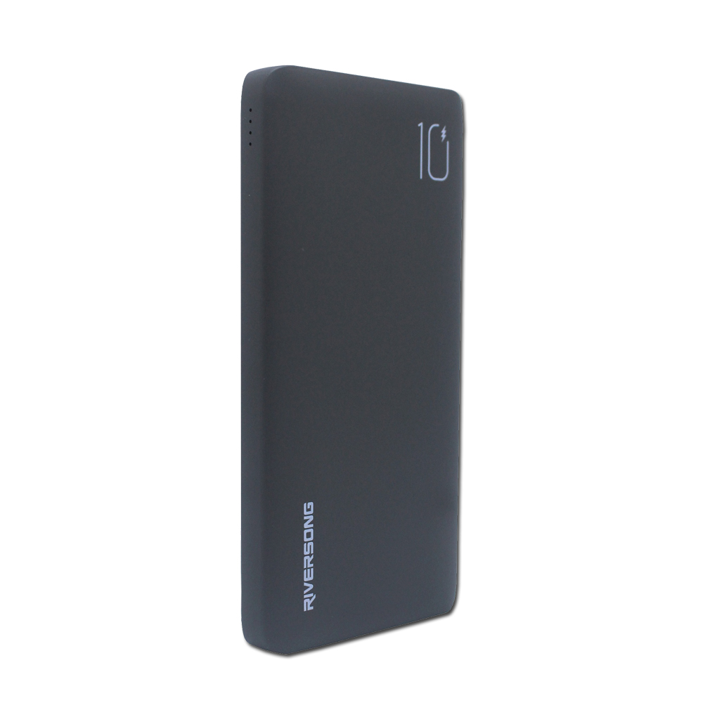 EXTERNAL BATTERY RIVERSONG QUALCOMM  10000 MAH FOR SMART DEVICES POWER BANK PB68 PRO ,Smartphones & Tab Power Banks