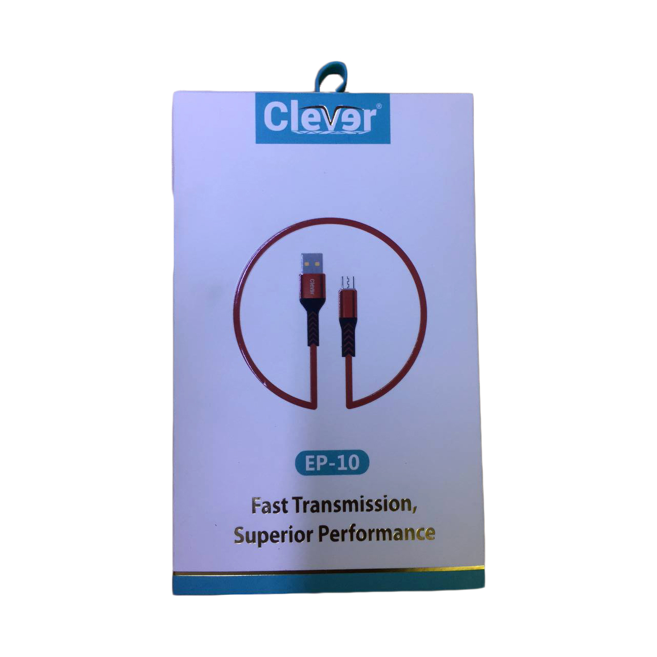 CABLE MICRO USB DATA & CHARGE FOR SMARTPHONE CLEVER 2.0A EP-10 ,Other Smartphone Acc