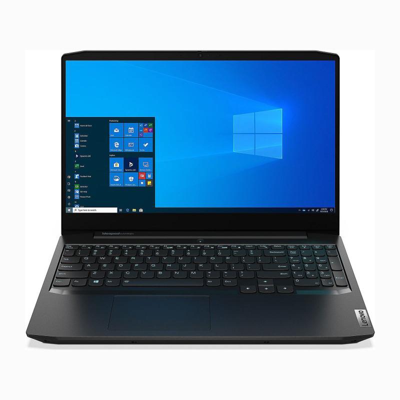 NOTEBOOK LENOVO IDEAPAD GAMING3 15ARH05 AMD RYZEN R7-4800H 2.9GHz UP TO 4.2GHz 12M 16G 512SSD VGA NVIDIA 4G GTX1650 DDR6 15.6 WIN10 BLACK ,Laptop Pc
