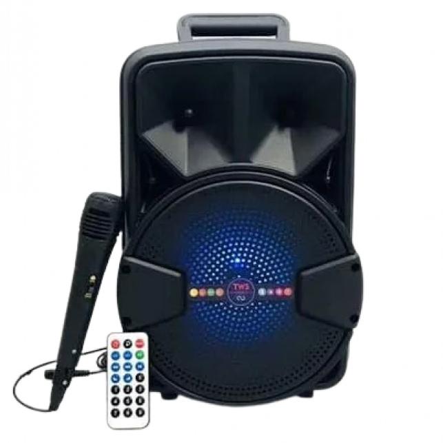 SPEAKER BLUETOOTH ALP-801 FOR MP3 & MOBILE & FM & SD CARD USB & AUX & MIC & REMOT ,Speakers