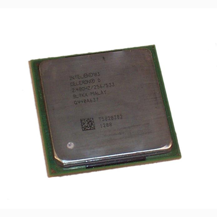 CPU CEL 2400 - 256 - SOK 478 OLD ,Desktop CPU